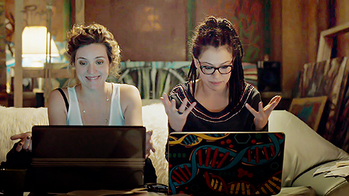 cosima and delphine first meet